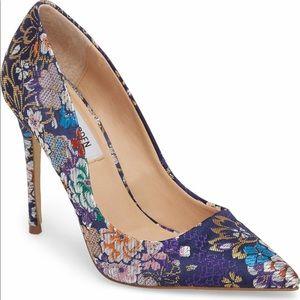 Steve Madden New Daisie floral heels pumps shoes